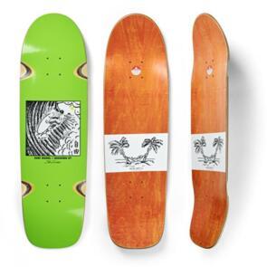 POLAR SHIN SANBONGI - FREEDOM - WHEEL WELL LIME SURF JR