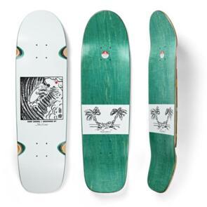 POLAR SHIN SANBONGI - FREEDOM - WHEEL WELL WHITE SURF