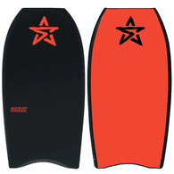 """STEALTH BODY BOARDS 2021 COMBAT EPS BLACK 44"""""""" + FINS COMBO!"""