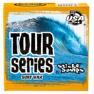 STICKY BUMPS TOUR SERIES WAX WARM/TROP