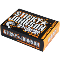 STICKY JOHNSON DELUXE WARM WAX YELLOW