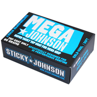 STICKY JOHNSON MEGA COLD/COOL TOP COAT WAX BLUE