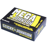 STICKY JOHNSON MEGA TROPICAL FIRM TOP COAT WAX YELLOW