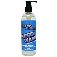 STICKY JOHNSON WETTY WASH 250ML