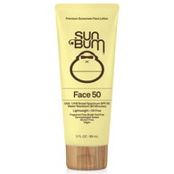 SUN BUM ORIGINAL SPF 50 FACE LOTION 88ML