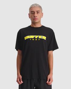 HUFFER SUP TEE/HFR CARDINAL BLACK