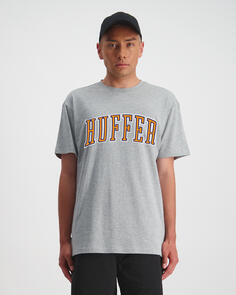 HUFFER SUP TEE/U.B.C GREY MARLE