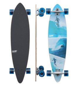 "ISLAND PINTAIL LONGBOARD SURF 38"""