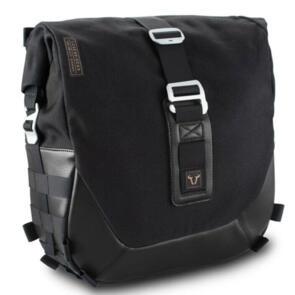 SW MOTECH LEGEND GEAR BAG LC2 FOR STEEL SIDE CARRIER LEFT BLACK