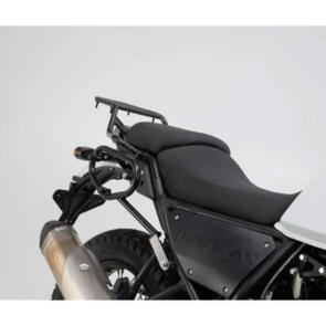 SW MOTECH SIDE CARRIER SLC FOR SYS LEGEND OR URBAN BAGS ROYAL ENFIELD HIMALAYAN