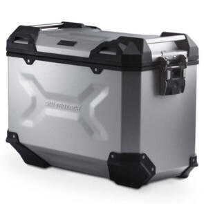 SW MOTECH TRAX ADVENTURE BOX TOUGH AND WATERPROOF MOTORCYCLE TOURING CASE