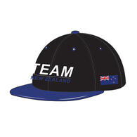 ETNZ TEAM NZ CAP BLACK