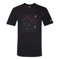 ETNZ WAKE T-SHIRT BLACK