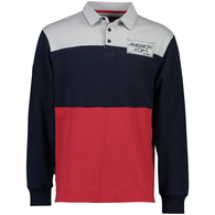 AMERICA'S CUP CHELTENHAM RUGBY JERSEY NAVY