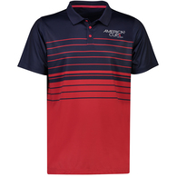 AMERICA' CUP MILFORD POLO RED