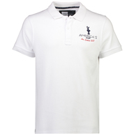 AMERICA' CUP TROPHY POLO WHITE