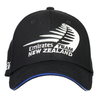 ETNZ DEFENDER CAP BLACK