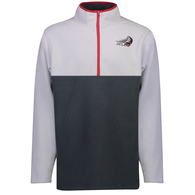 EMIRATES TEAM NZ HELMSMAN FLEECE SILVER