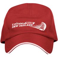 ETNZ SPORTS CAP - RED