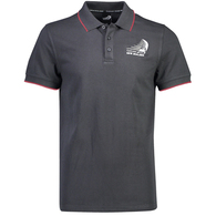 ETNZ WINDWARD POLO CHARCOAL
