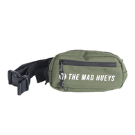 THE MAD HUEYS TECH BUMBAG ARMY GREEN