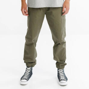 THING THING GROUND CARGO PANT - ARMY