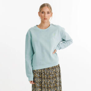 THING THING WOMENS SUNNY CREW - SAGE