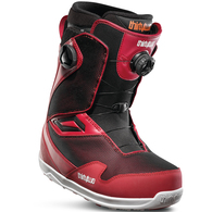 THIRTY TWO TM-2 DOUBLE BOA SNOWBOOT 2019/20 [RED/BLACK]