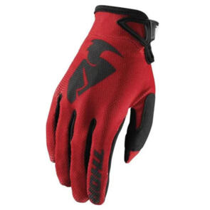 THOR GLOVE S18 SECTOR RED