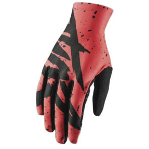 THOR GLOVE S18 SPRING VOID HYPE CORAL BLACK