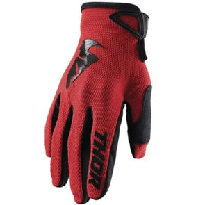 THOR GLOVE SECTOR S20 RED