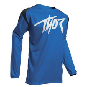 THOR JERSEY MX S20Y SECTOR LINK YOUTH BLUE