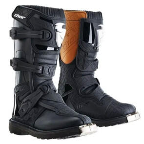 THOR BOOTS S14 BLITZ YOUTH BLACK