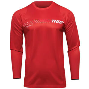 THOR MX JERSEY S22 SECTOR YOUTH MINIMAL RED