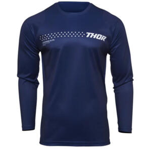 THOR MX JERSEY S22 SECTOR YOUTH MINIMAL NAVY