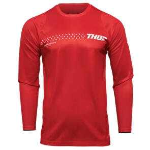 THOR MX JERSEY S22 SECTOR MINIMAL RED