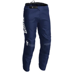 THOR MX PANT S22 SECTOR YOUTH MINIMAL NAVY