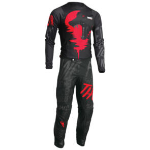 THOR 2022 PULSE COUNTING SHEEP COMBO BLACK RED