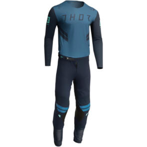 THOR 2022 PRIME HERO JERSEY AND PANTS MIDNIGHT TEAL