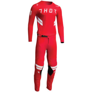 THOR 2022 PRIME HERO JERSEY AND PANTS RED WHITE