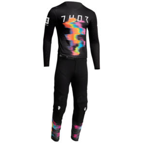 THOR 2022 PRIME THEORY JERSEY AND PANTS BLACK MULTI