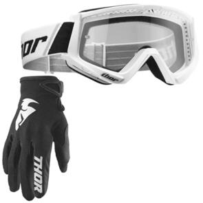 THOR GOGGLES & GLOVES BIG AIR COMBO