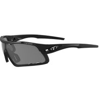 TIFOSI DAVOS MATT BLACK, SMOKE / ACRED / CLEAR LENS