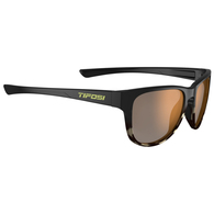 TIFOSI SMOOVE SATIN BLK JAVA FADE,BROWN POLARIZED LENS