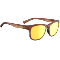 TIFOSI SWANK WOODGRAIN, SMOKE YELLOW LENS