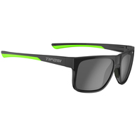 TIFOSI SWICK SATIN BLACK NEON SMOKE POLARIZED LENS