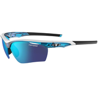 TIFOSI VERO SKYCLOUD, CLARION BLUE/ AC RED / CLEAR LENS