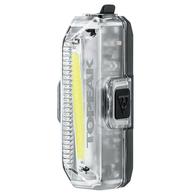 TOPEAK LIGHT WHITELITE FRONT AERO USB 1W 110 LUMENS