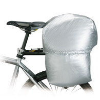 TOPEAK TRUNK BAG RAIN COVER FOR EXP/DXP SILVER