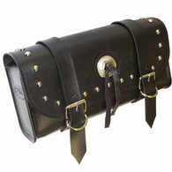 TRAVEL MASTER TOOL BAG STUDDED W CONCHO